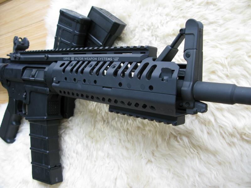 Vltor Casv Ar 15 Carbine Forearm Wwwgenialfotocom